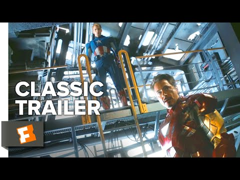 The Avengers (2012) Trailer #1 | Movieclips Classic Trailers