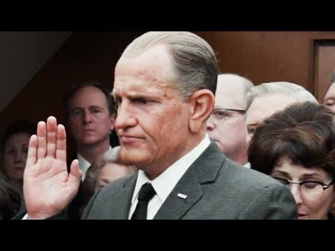 LBJ Trailer 2017 Lyndon B Johnson Movie - Official