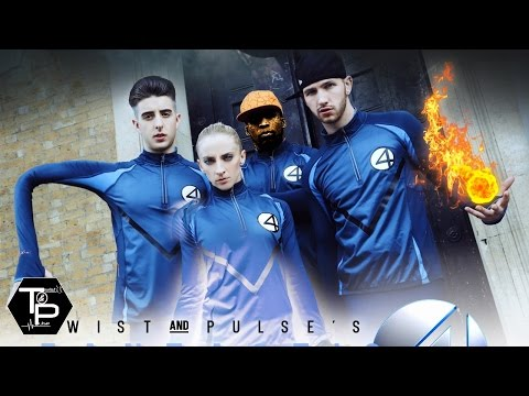 Twist and Pulse's Fantastic Four (Short Dance Film)