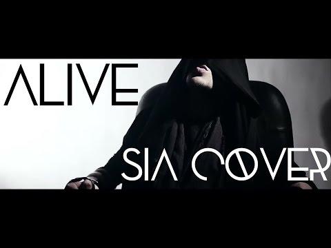 Alive - Sia (Male Cover Original Key)