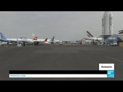 BUSINESS – Paris Airshow kicks off
