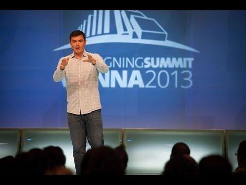 Campaigning Summit Vienna 2013 - Matt Harding