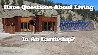 Gearing up to interview the owner of the earthship house in the video you guys have loved (and hated). Get your questions in before next Thursday 6/22/17! Comment below and tell what you'd like to know about living in an earthship!