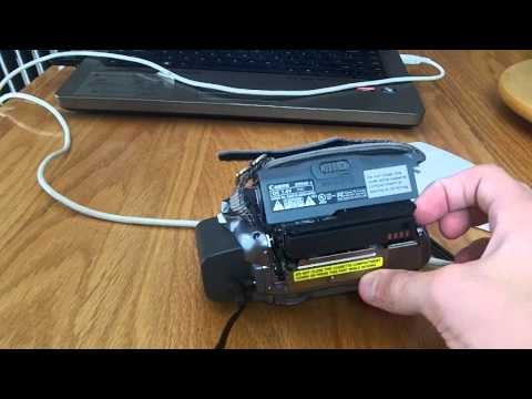 How To Transfer MiniDV Tapes To A Computer/Digital Format: Part 1