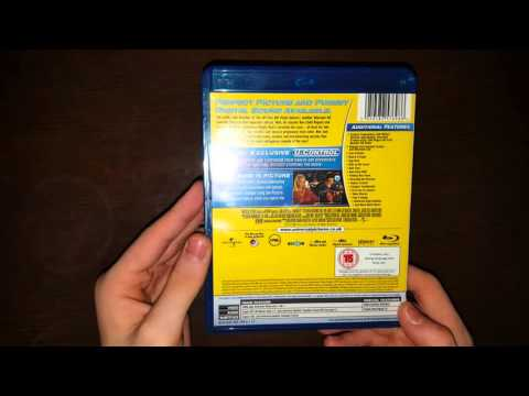 Knocked up Bluray Unboxing