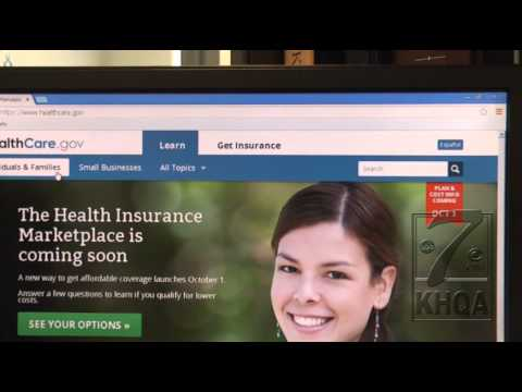 How to navigate the Healthcare Marketplace website