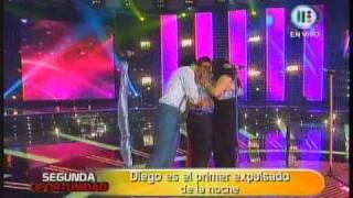 Video expulsados que son Diego, Julia, Mariana yPaty en segunda oportunidad Primer concierto MP3, 3GP, MP4, WEBM, AVI, FLV Agustus 2019