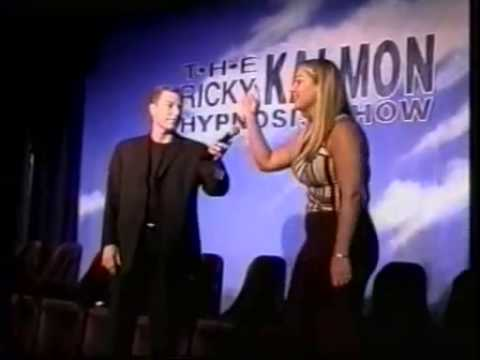 THE RICKY KALMON HYPNOSIS SHOW