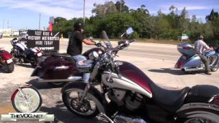 5. 2010 Victory Cross Roads Motorcycle Rider Review