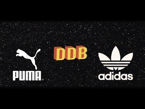 Storia della Adidas e della Puma - Mandeebo Prod.