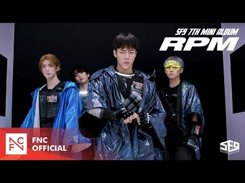 SF9 - RPM Music Video