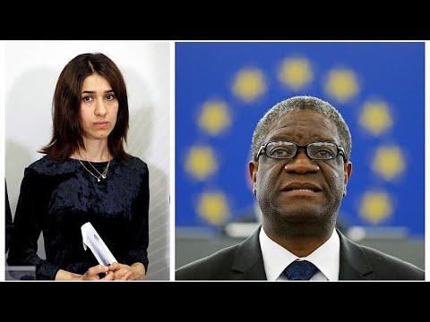 Το Νόμπελ Ειρήνης στον Ντένις Μουκουέγκε και την Νάντια Μουράντ…