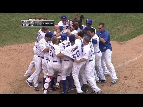 Video: STL@CHC: Rizzo gives Cubs the win with walk-off homer