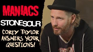 Corey Taylor answered a bunch of questions from his Australian fans on his recent visit!Listen to Stone Sour's new album HYDROGRAD https://MANIACS.lnk.to/HYDROGRADLY