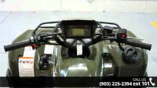 3. 2013 Suzuki KingQuad 750AXi Power Steering  - Sherman Pow...