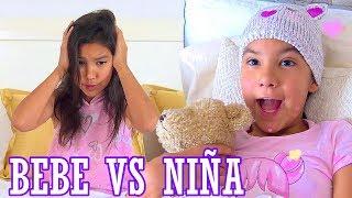 NiÑA VS BeBÉ   TV Ana Emilia