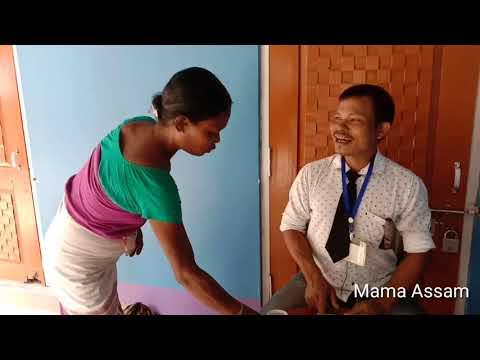 Mama Assam t Comedy News/Shooting time.
