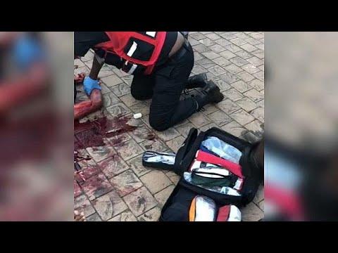 Angriff auf Betende in einer Moschee in Südafrika