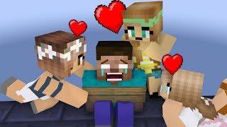 Video Monster School: Love Curse - Minecraft Animation MP3, 3GP, MP4, WEBM, AVI, FLV Agustus 2019