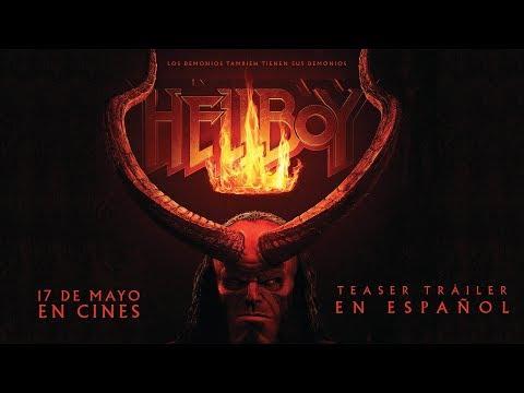 Hellboy - Teaser Tráiler VE?>