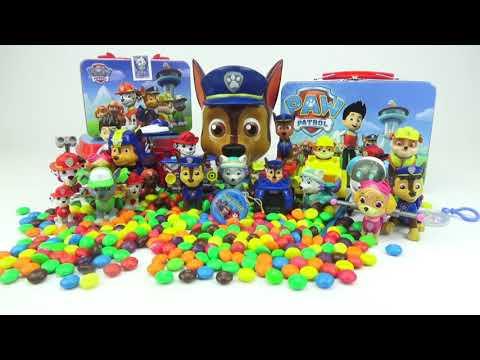 Щенячий патруль сюрпризы и игрушки для детей Игрушкин ТВ - DomaVideo.Ru