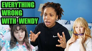 Video Everything WRONG With Wendy (Red Velvet) | KPop and Stereotypes MP3, 3GP, MP4, WEBM, AVI, FLV Agustus 2019