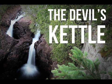 Devil's kettle -A forbidden falls