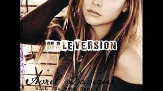 Avril Lavigne - Wish You Were Here (Male Version)