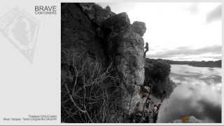 TimeLapse escalando en El Vellón