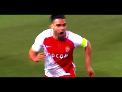 Radamel Falcao Amazing Header Goal VS Manchester City