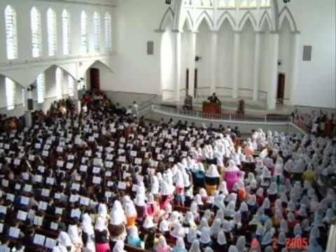 Hino do novo hinário da Congregação Cristã no Brasil