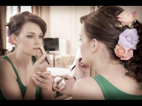 Mój makijaż ślubny + kilka zdjęć z tego dnia