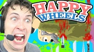 WORST RETIREMENT HOME - Happy Wheels
