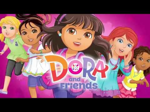 Dora and Friends Into the City 2015 Episode 1