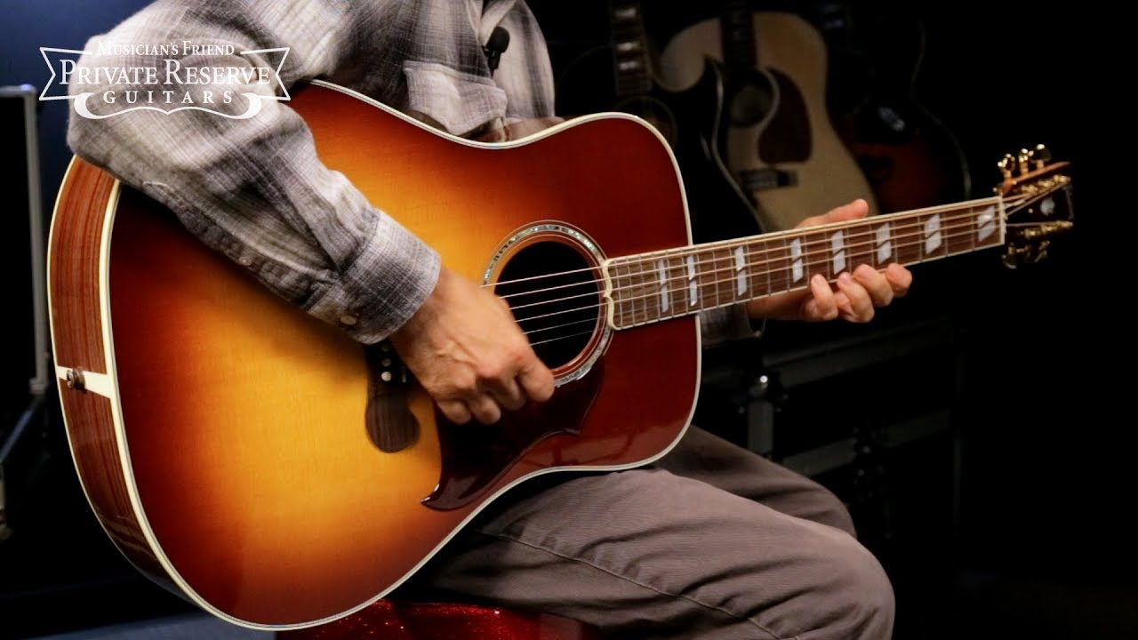 Gibson Limited Run 2019 Songwriter Acoustic-Electric Guitar