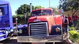 Caminhão GMC E As Alfas