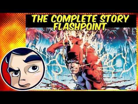 Flashpoint (The Flash) - Remastered Complete Story | Comicstorian