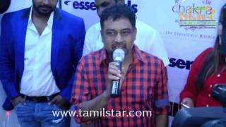 Lingusamy Launches Essensuals Tony And Guy Salon