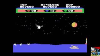 Choplifter (Sega SG-1000 Emulated) by ILLSeaBass