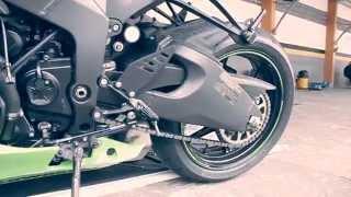 7. Kawasaki Ninja ZX6R '12 // M4 GP Series