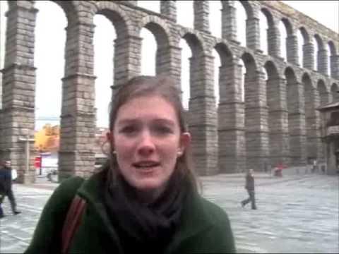 Testimonio de tres estudiantes norteamericanos en Segovia, España