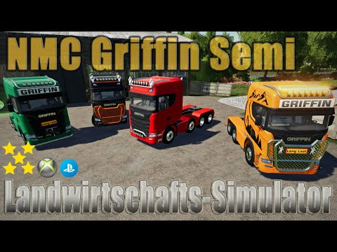 NMC Griffin Semi v1.0.0.0