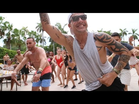 Miami Salsa Congress | RUMBA BY THE POOL Day 5 MSC2017