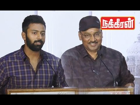 Bhagyaraj-Shanthanu-Speech-in-Vaaimai-Single-Track-Launch
