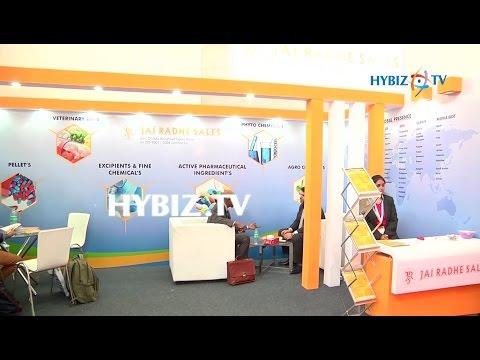 , Jai Radhe Sales-IPHEX 2017 Exhibition Hyderabad