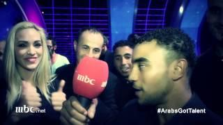 Arabs Got Talent - Cherifian Troupe - فرحة الفريق