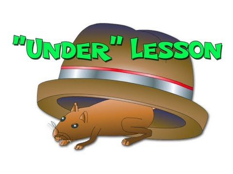 under esl lesson