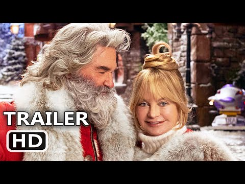 THE CHRISTMAS CHRONICLES 2 Trailer Teaser (2020) Kurt Russel Movie