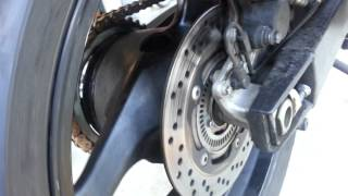 9. Suzuki Bandit 1250 rear noise. what is it??