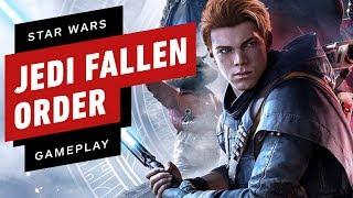 26 Minute Star Wars Jedi Fallen Order Full E3 Gameplay Demo in 4K by IGN